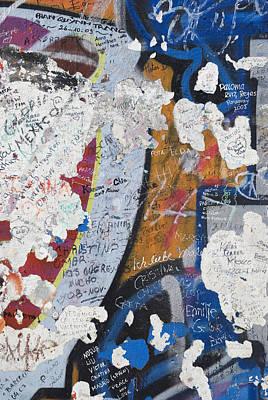 Germany, Berlin Wall Berlin Poster