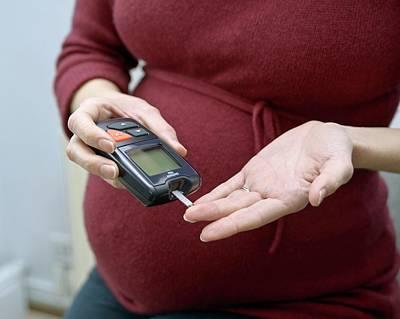 Gestational Diabetes Poster