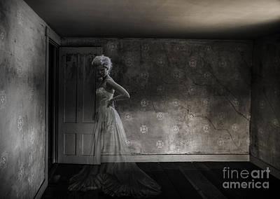 Ghost Bride Poster by Diane Diederich