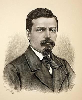 Giovanni Schiaparelli Poster