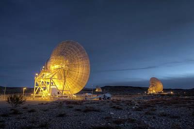 Goldstone Observatory Poster by Nasa/jpl-caltech
