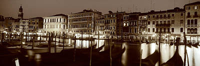 Grand Canal Venice Italy Poster