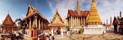 Grand Palace, Bangkok, Thailand Poster by Panoramic Images
