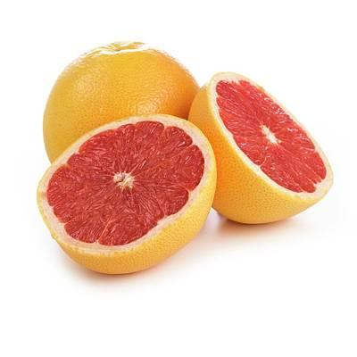 Grapefruit Poster by Science Photo Library