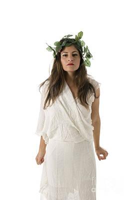 Greek Goddess  Poster