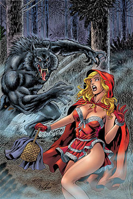 Grimm Fairy Tales 01 Poster