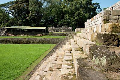 Guatemala, Quirigua Mayan Ruins Poster