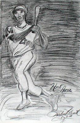 Hank Aaron Poster