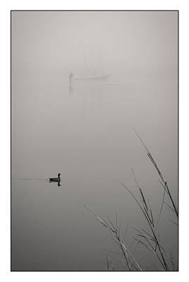 Harbor Fog No.2 Poster