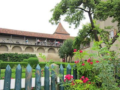Harburg Castle Poster