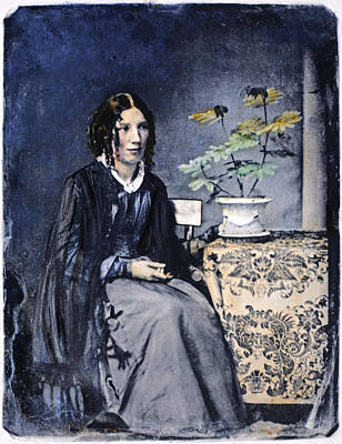 Harriet Beecher Stowe (1811-1896) Poster