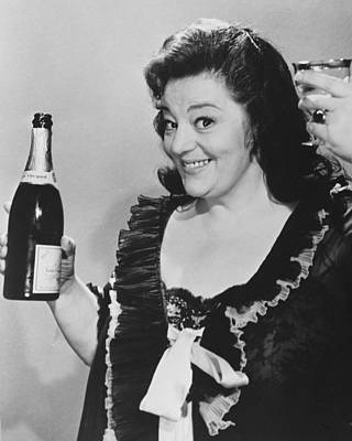 Hattie Jacques Poster by Silver Screen