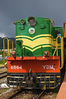 Heritage Steam Train, Udagamandalam Poster
