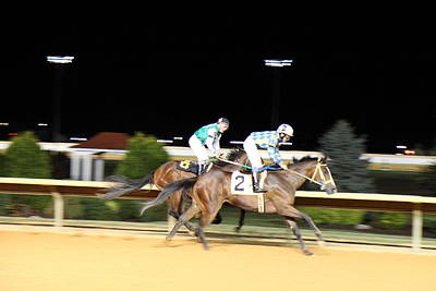 Hollywood Casino At Charles Town Races - 121210 Poster