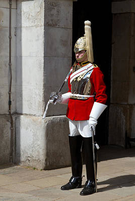 Household Cavalry Poster