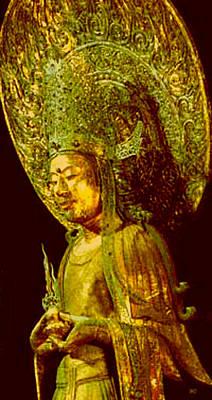 Image Of Buddha2 Poster by Yoko Nakai