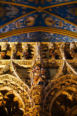 Interiors Of Cathedrale Sainte-cecile Poster by Panoramic Images