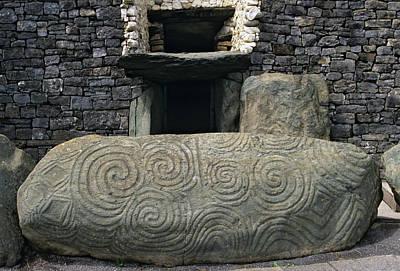 Ireland, County Meath, Newgrange Poster