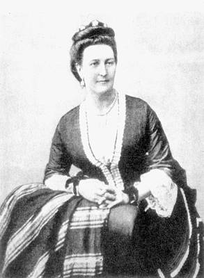 Isabel Burton (1831-1896) Poster by Granger