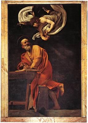 Italy, Lazio, Rome, San Luigi Dei Poster by Everett