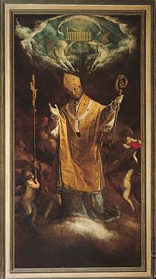 Italy, Lombardy, Milan, San Gottardo Poster by Everett