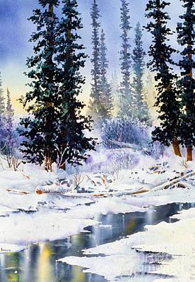 Jack Creek The Wrangells Poster