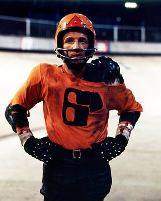 James Caan In Rollerball  Poster