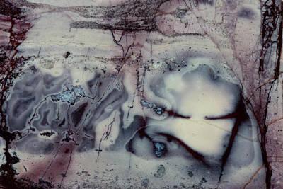 Jasper Rock Slab Poster by Darrell Gulin