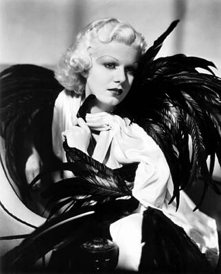 Jean Harlow, Ca. 1934-35 Poster by Everett