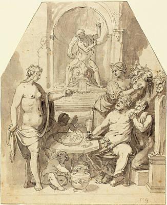 Johann Matthias Kager German, 1575 - 1634 Poster by Quint Lox