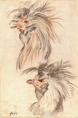 Johann Rudolph Schellenberg, Swiss 1740-1806 Poster by Litz Collection