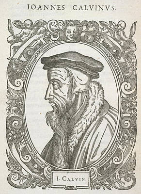 John Calvin Poster