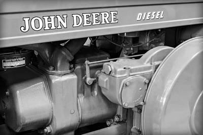John Deere Diesel Poster
