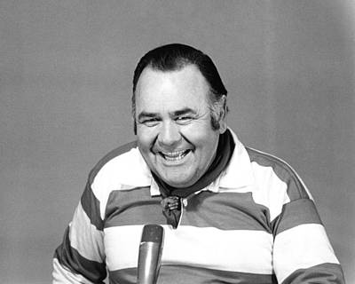 Jonathan Winters Poster by Silver Screen