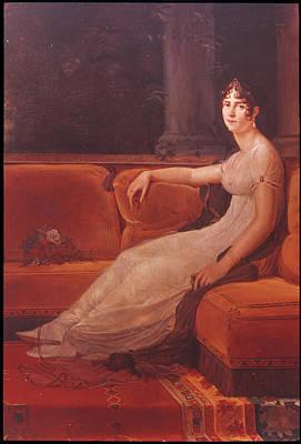 Josephine De Beauharnais (1763-1814) Poster by Granger