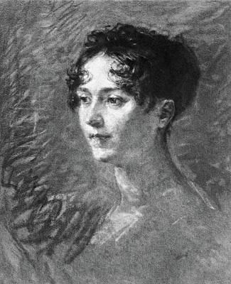 Josephine De Beauharnais (1765-1814) Poster by Granger