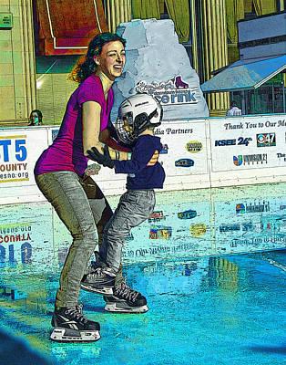 Joy On Ice Poster