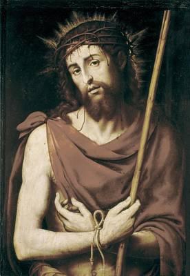Juanes, Juan De 1523-1579. Ecce Homo Poster