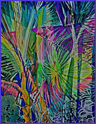 Jungle Lights Poster
