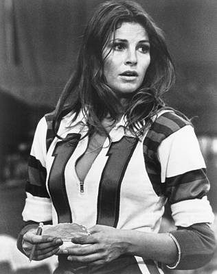 Kansas City Bomber, Raquel Welch, 1972 Poster