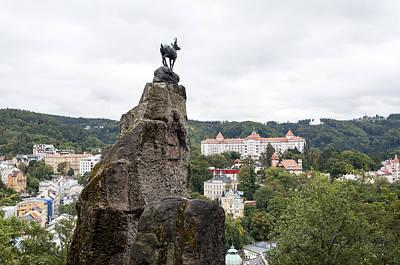 Karlovy Vary. Poster