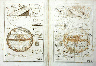 Kepler's Scientific Correspondence Poster by Universal History Archive/uig