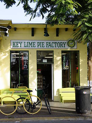 Key Lime Pie Poster