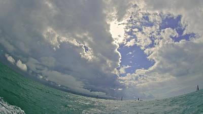 Key West Horizon Poster by Steven Lapkin