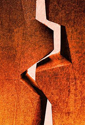 Kiss Poster by Kent Mathiesen