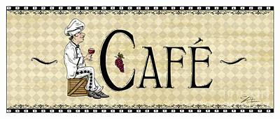 Kitchen Sign-cafe Poster
