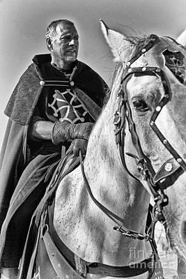 Knight  Poster by Jose Elias - Sofia Pereira