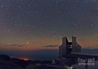 La Palma Observatory Poster
