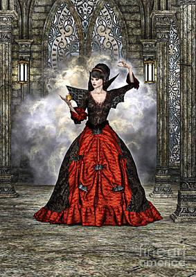 Lady Vamp Poster