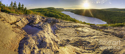 Lake Of The Clouds Poster by Twenty Two North Photography